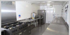 Temporary Kitchens
